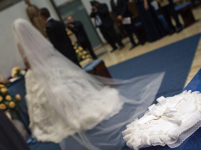 Il matrimonio di Rosario e Angelica a Grottaferrata, Roma 22