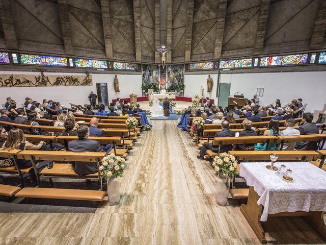 Il matrimonio di Rosario e Angelica a Grottaferrata, Roma 23