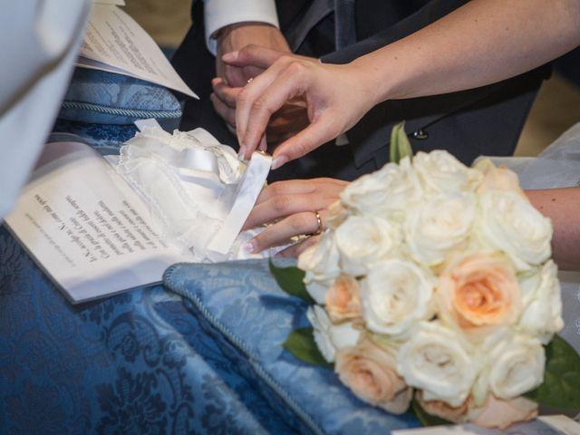 Il matrimonio di Rosario e Angelica a Grottaferrata, Roma 27