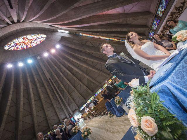 Il matrimonio di Rosario e Angelica a Grottaferrata, Roma 30
