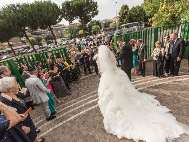 Il matrimonio di Rosario e Angelica a Grottaferrata, Roma 33