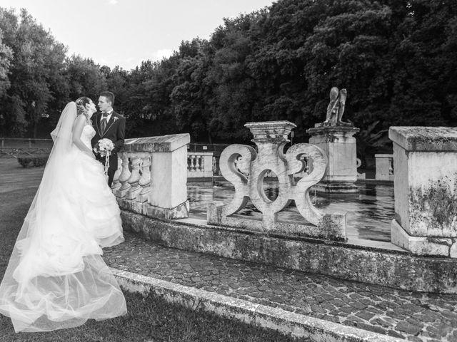 Il matrimonio di Rosario e Angelica a Grottaferrata, Roma 38