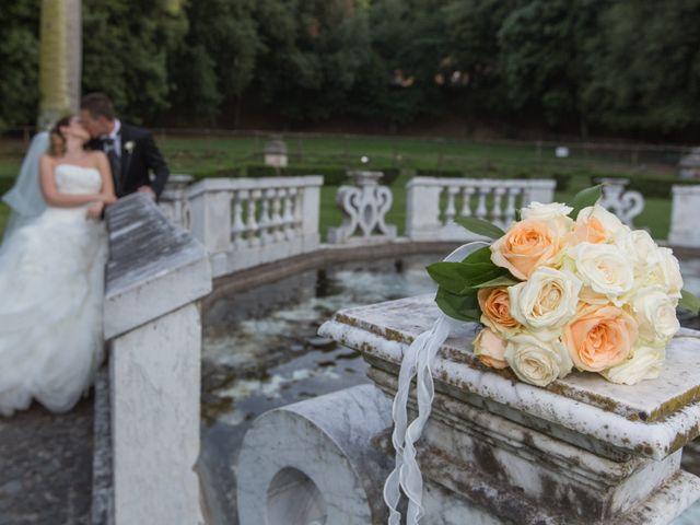 Il matrimonio di Rosario e Angelica a Grottaferrata, Roma 39