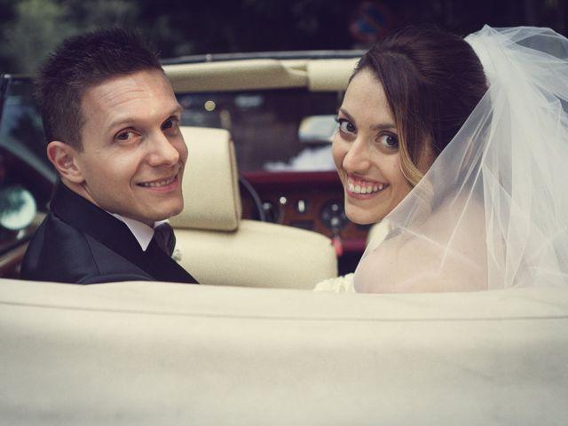 Il matrimonio di Rosario e Angelica a Grottaferrata, Roma 42
