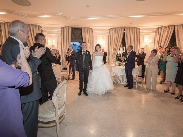 Il matrimonio di Rosario e Angelica a Grottaferrata, Roma 45