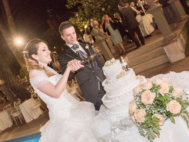 Il matrimonio di Rosario e Angelica a Grottaferrata, Roma 2