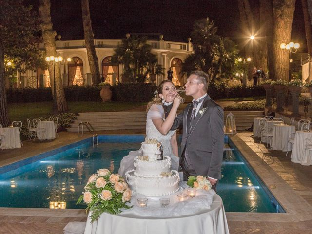 Il matrimonio di Rosario e Angelica a Grottaferrata, Roma 51