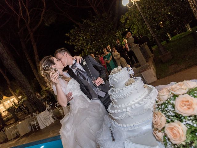 Il matrimonio di Rosario e Angelica a Grottaferrata, Roma 52