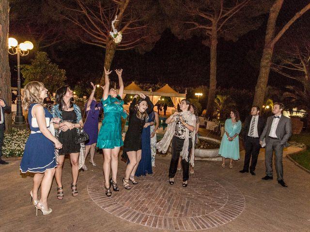 Il matrimonio di Rosario e Angelica a Grottaferrata, Roma 54
