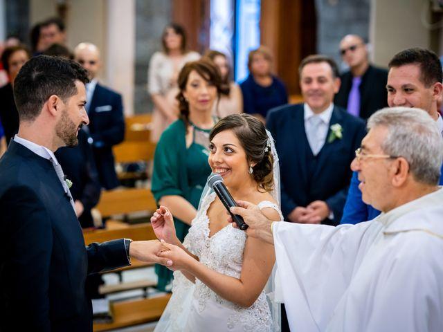 Il matrimonio di Agata e Biagio a Fiumefreddo di Sicilia, Catania 16