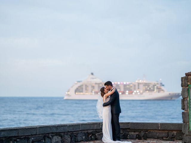Il matrimonio di Agata e Biagio a Fiumefreddo di Sicilia, Catania 17
