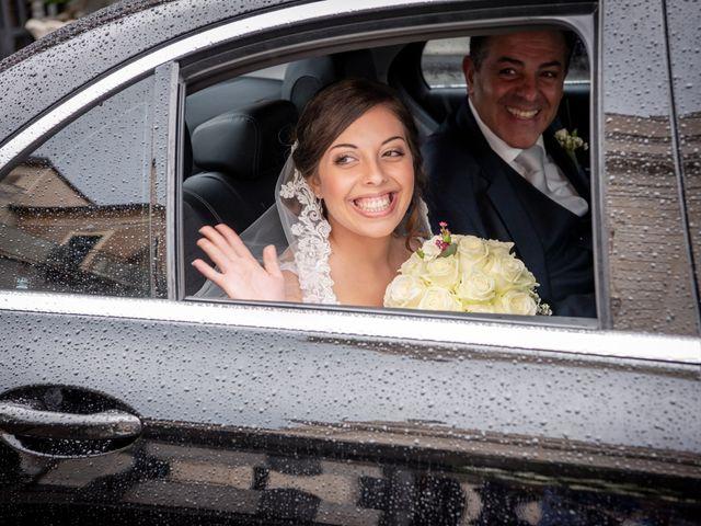 Il matrimonio di Agata e Biagio a Fiumefreddo di Sicilia, Catania 33
