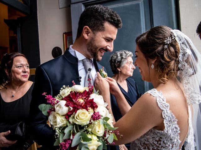 Il matrimonio di Agata e Biagio a Fiumefreddo di Sicilia, Catania 35