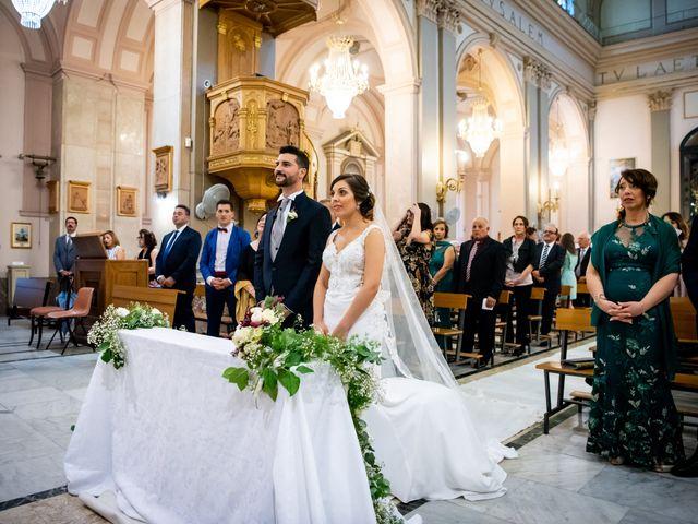 Il matrimonio di Agata e Biagio a Fiumefreddo di Sicilia, Catania 37