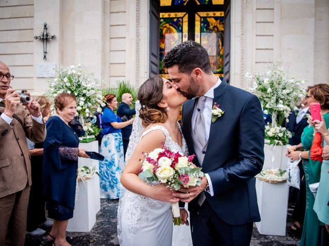 Il matrimonio di Agata e Biagio a Fiumefreddo di Sicilia, Catania 42