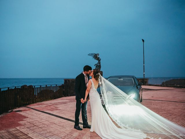 Il matrimonio di Agata e Biagio a Fiumefreddo di Sicilia, Catania 43