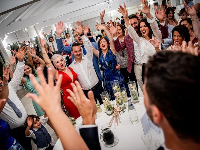 Il matrimonio di Agata e Biagio a Fiumefreddo di Sicilia, Catania 49