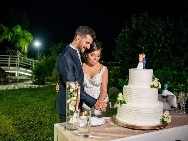 Il matrimonio di Agata e Biagio a Fiumefreddo di Sicilia, Catania 52