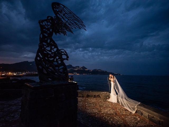 Il matrimonio di Agata e Biagio a Fiumefreddo di Sicilia, Catania 55