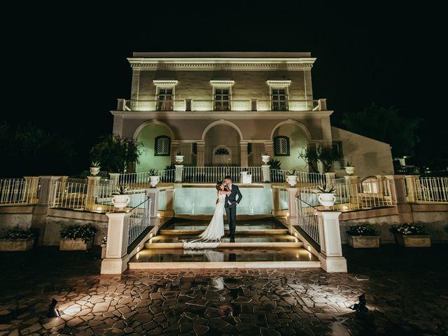 Il matrimonio di Agata e Biagio a Fiumefreddo di Sicilia, Catania 56