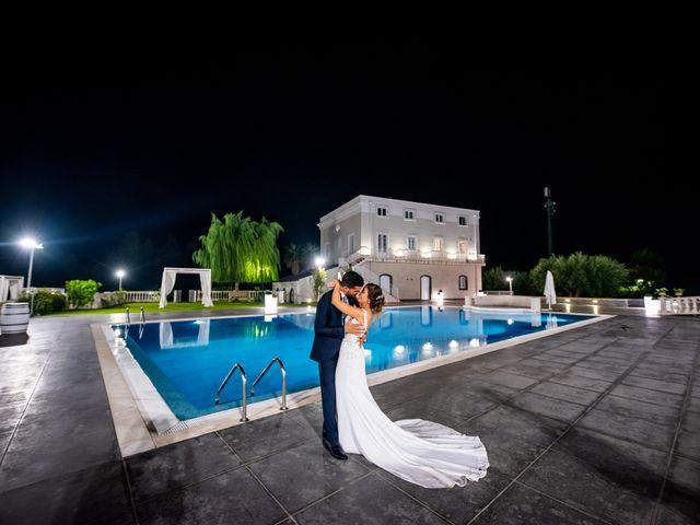 Il matrimonio di Agata e Biagio a Fiumefreddo di Sicilia, Catania 57