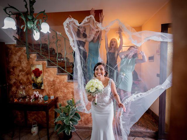 Il matrimonio di Agata e Biagio a Fiumefreddo di Sicilia, Catania 60