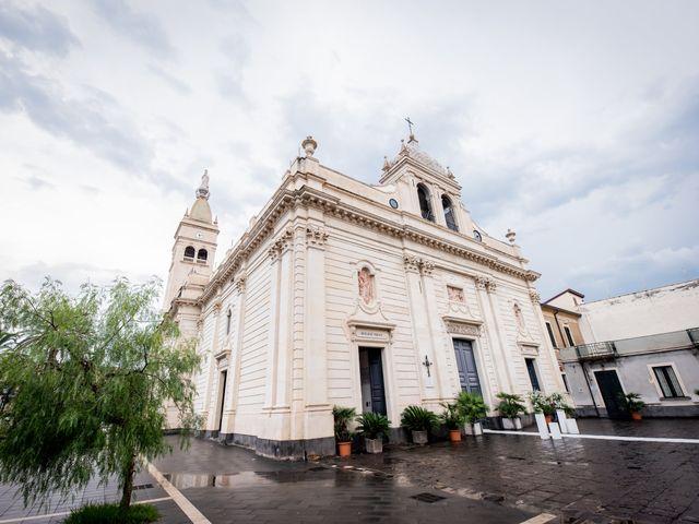 Il matrimonio di Agata e Biagio a Fiumefreddo di Sicilia, Catania 61