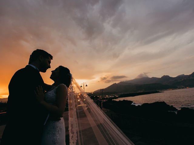 Il matrimonio di Agata e Biagio a Fiumefreddo di Sicilia, Catania 64