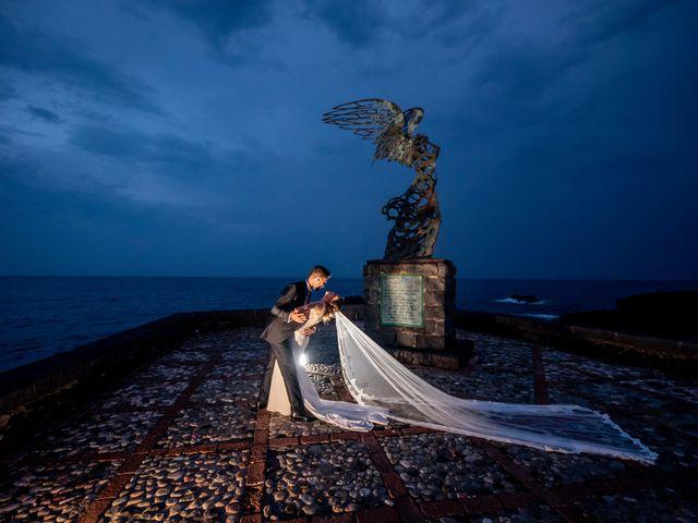 Il matrimonio di Agata e Biagio a Fiumefreddo di Sicilia, Catania 65