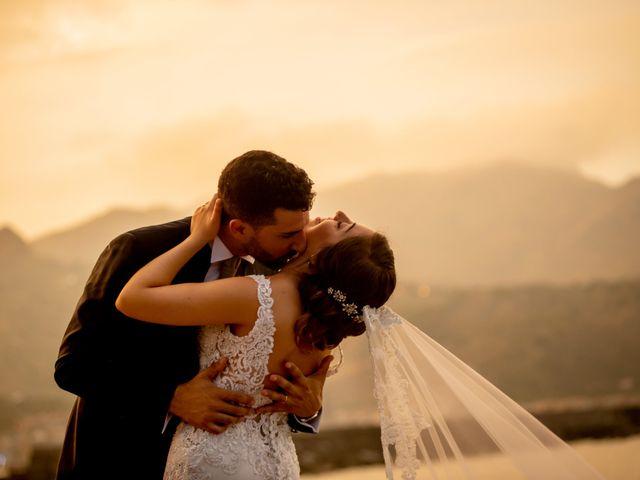 Il matrimonio di Agata e Biagio a Fiumefreddo di Sicilia, Catania 77