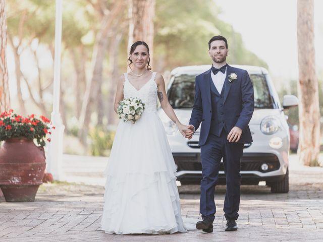 Il matrimonio di Martina e Ivano a Roma, Roma 1