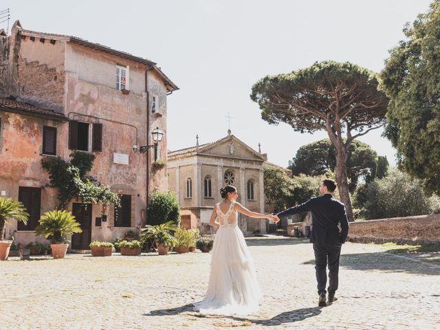 Il matrimonio di Martina e Ivano a Roma, Roma 8