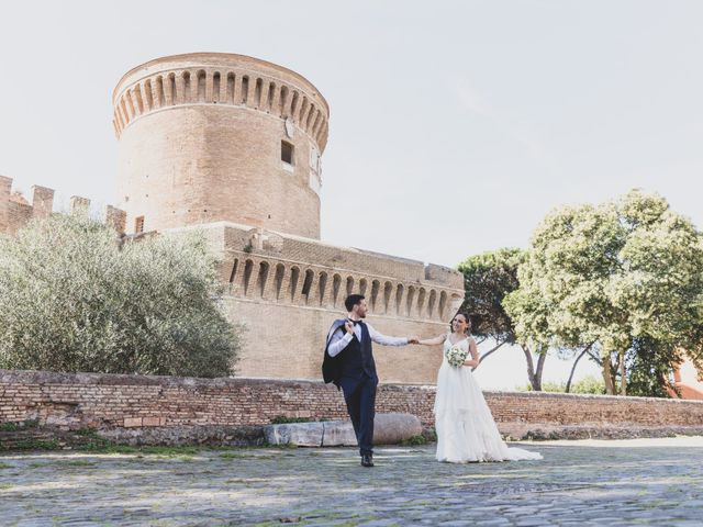 Il matrimonio di Martina e Ivano a Roma, Roma 10