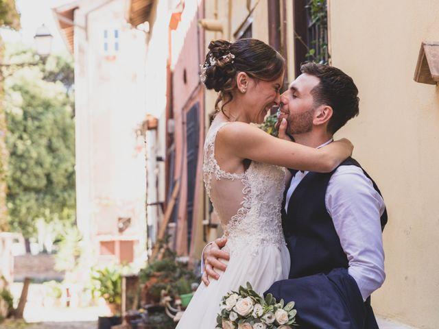 Il matrimonio di Martina e Ivano a Roma, Roma 11