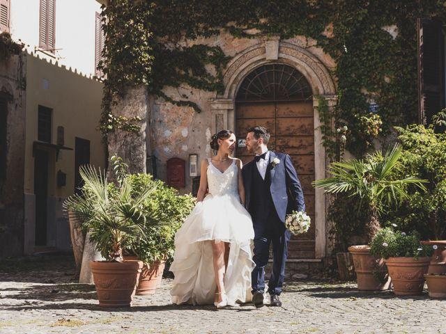 Il matrimonio di Martina e Ivano a Roma, Roma 13