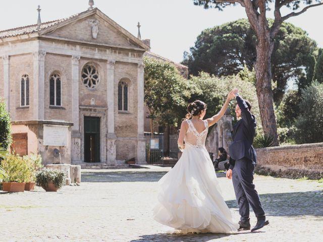 Il matrimonio di Martina e Ivano a Roma, Roma 41