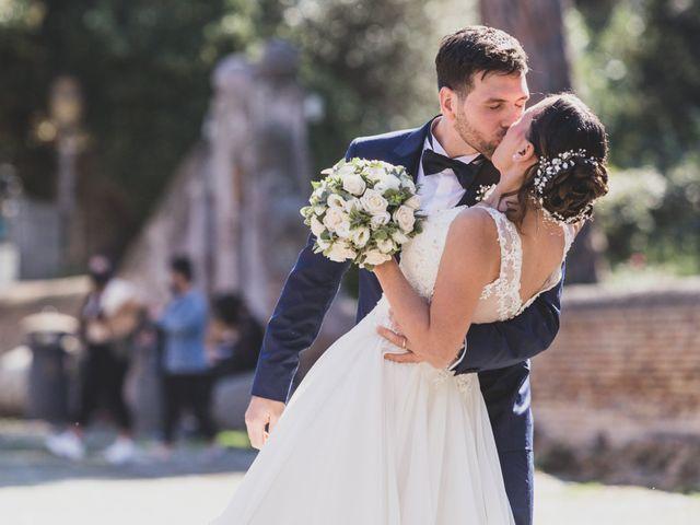 Il matrimonio di Martina e Ivano a Roma, Roma 42