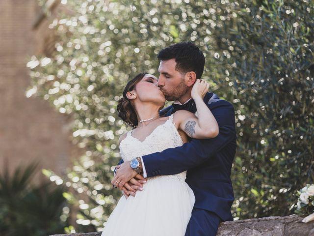 Il matrimonio di Martina e Ivano a Roma, Roma 44