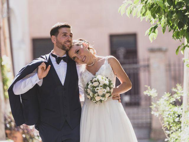 Il matrimonio di Martina e Ivano a Roma, Roma 46