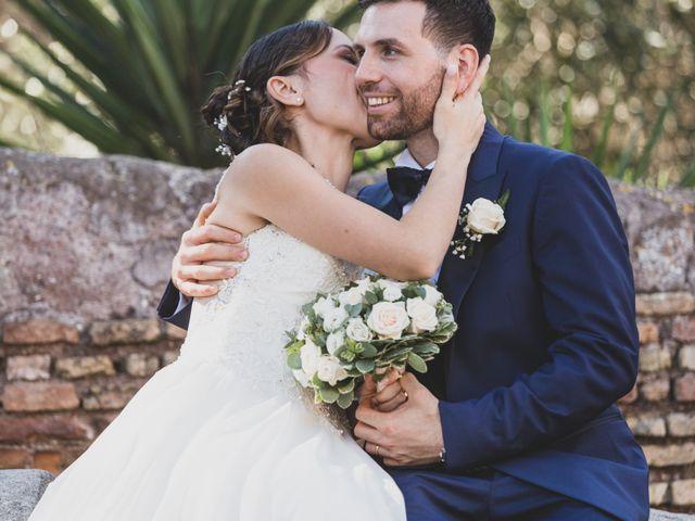 Il matrimonio di Martina e Ivano a Roma, Roma 47