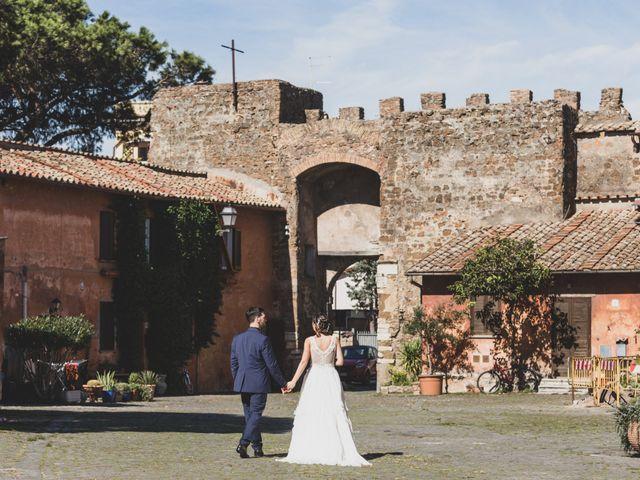 Il matrimonio di Martina e Ivano a Roma, Roma 48