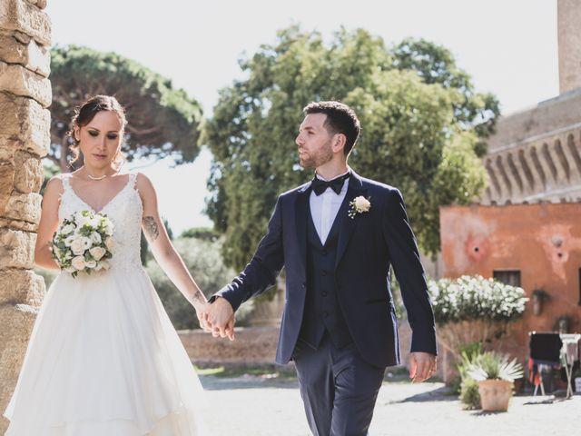 Il matrimonio di Martina e Ivano a Roma, Roma 49