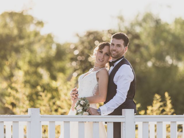 Le nozze di Ivano e Martina
