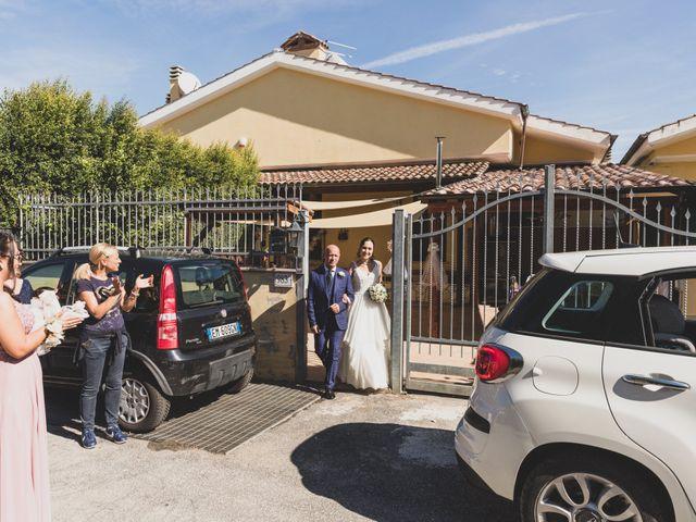Il matrimonio di Martina e Ivano a Roma, Roma 77