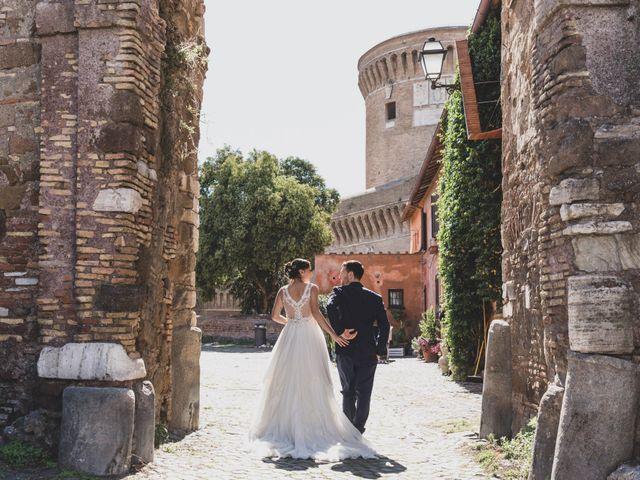 Il matrimonio di Martina e Ivano a Roma, Roma 82