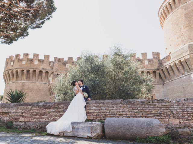 Il matrimonio di Martina e Ivano a Roma, Roma 83