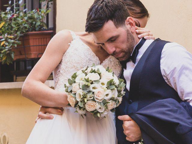 Il matrimonio di Martina e Ivano a Roma, Roma 84