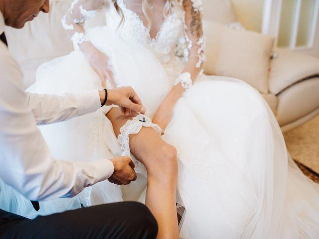 Il matrimonio di Vincenzo e Federica a Parma, Parma 39