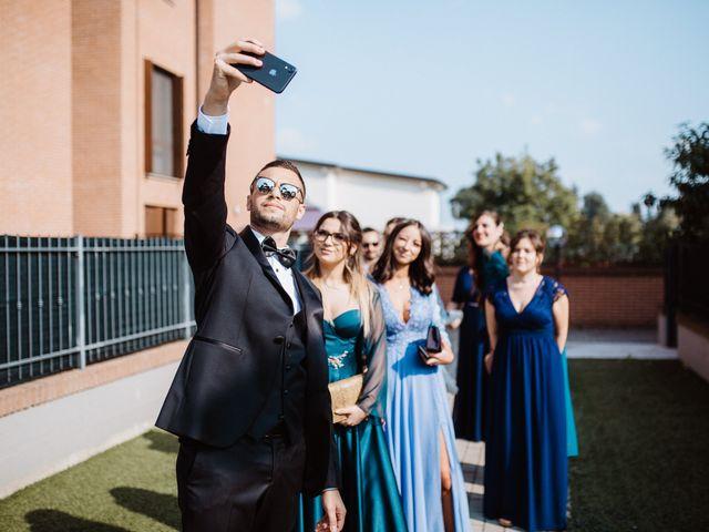 Il matrimonio di Vincenzo e Federica a Parma, Parma 44