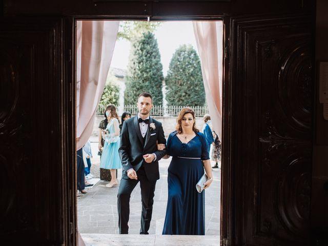 Il matrimonio di Vincenzo e Federica a Parma, Parma 47